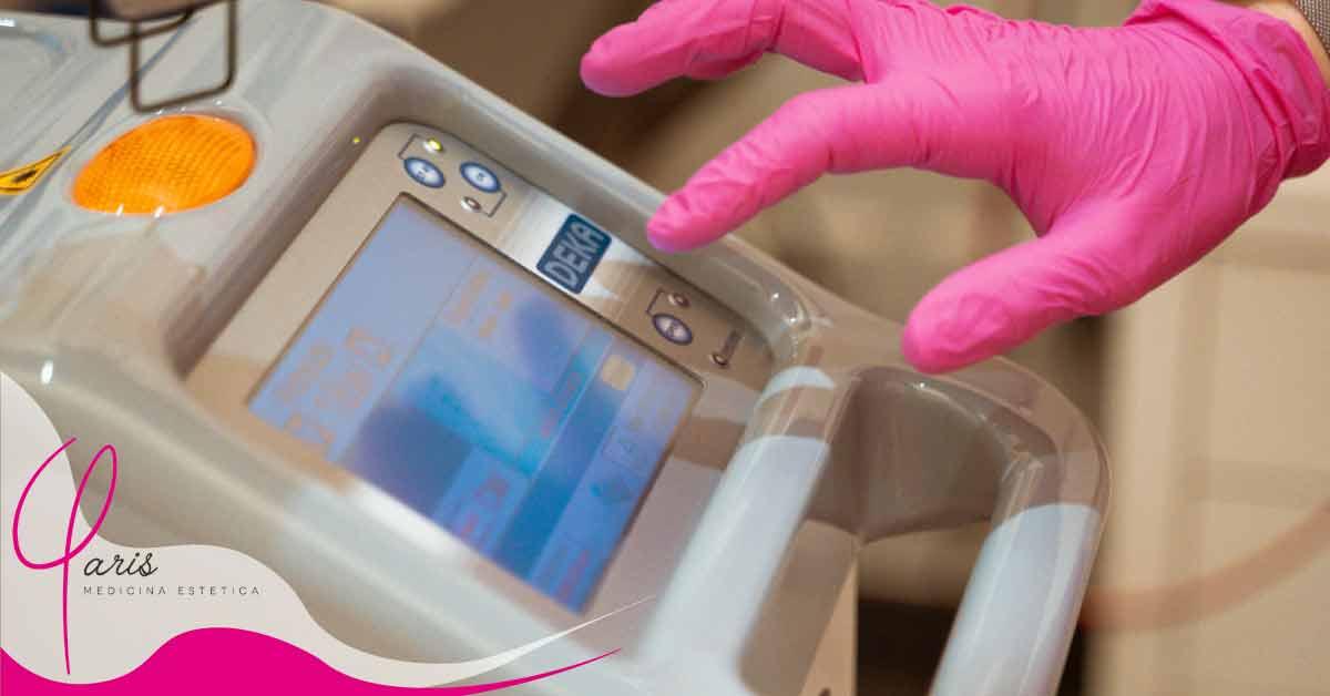 Laser frazionato | Studio Medico Paris